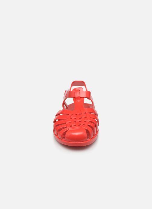 Chaussures de sport Méduse Sun W Rouge vue portées chaussures