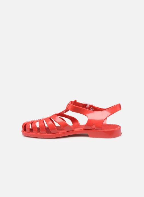 Chaussures de sport Méduse Sun W Rouge vue face