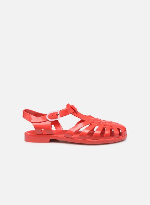 Chaussures de sport Méduse Sun W Rouge vue derrière