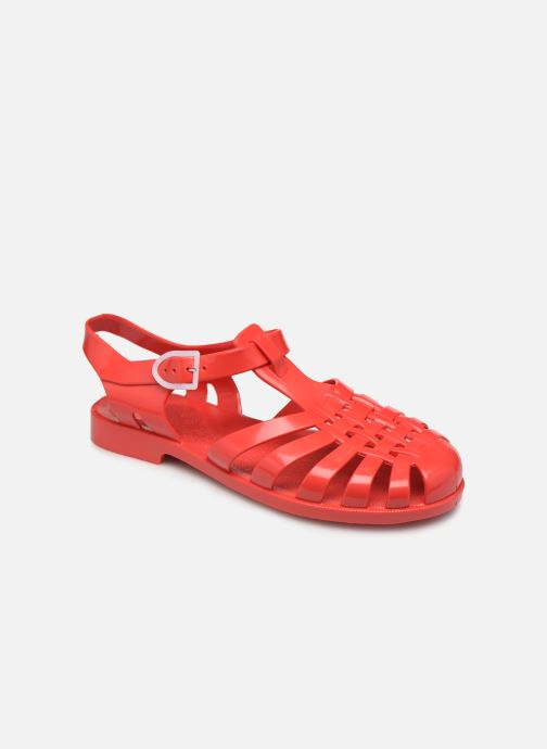 Sport shoes Méduse Sun W Red detailed view/ Pair view