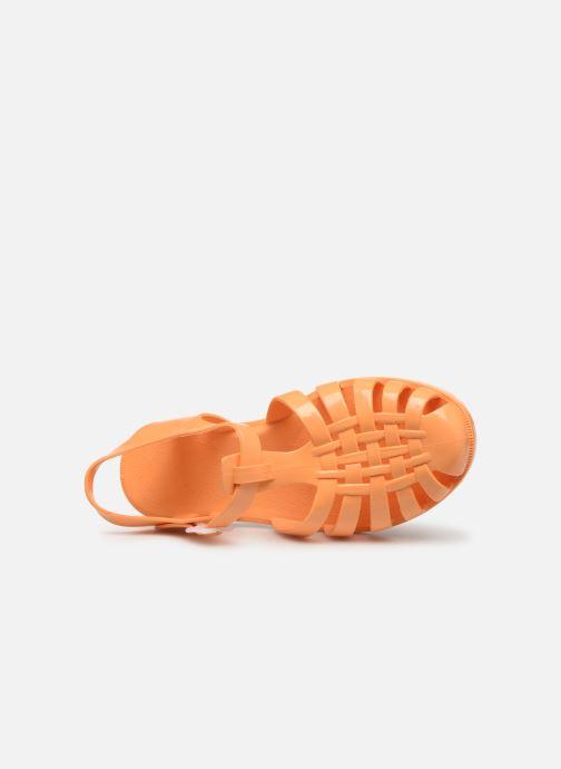 Chaussures de sport Méduse Sun W Orange vue gauche
