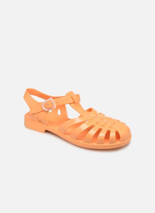 Sportschoenen Méduse Sun W Oranje detail