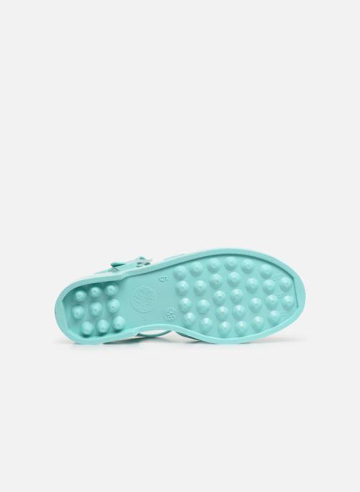 Chaussures de sport Méduse Sun W Vert vue haut