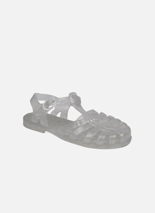 Sport shoes Méduse Sun W Silver detailed view/ Pair view