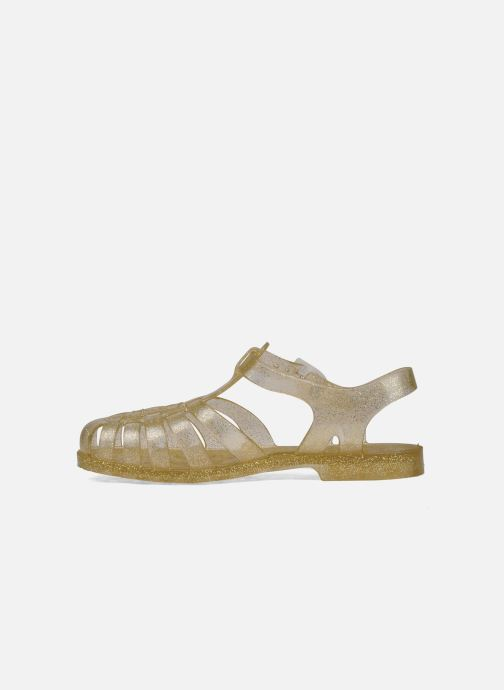 Chaussures de sport Méduse Sun W Or et bronze vue face