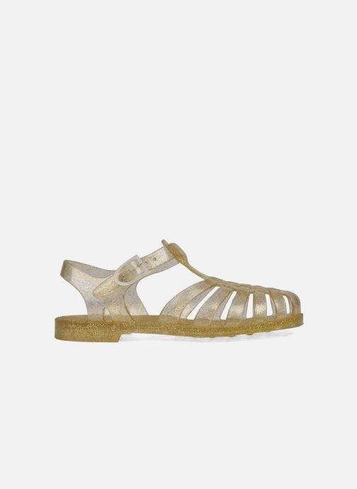 Sport shoes Méduse Sun W Bronze and Gold back view