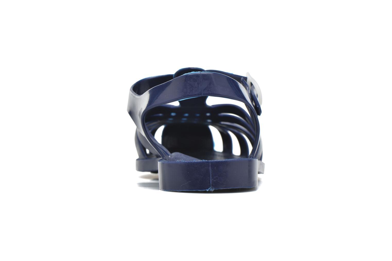 Zapatillas de deporte Méduse Sun W Azul vista lateral derecha