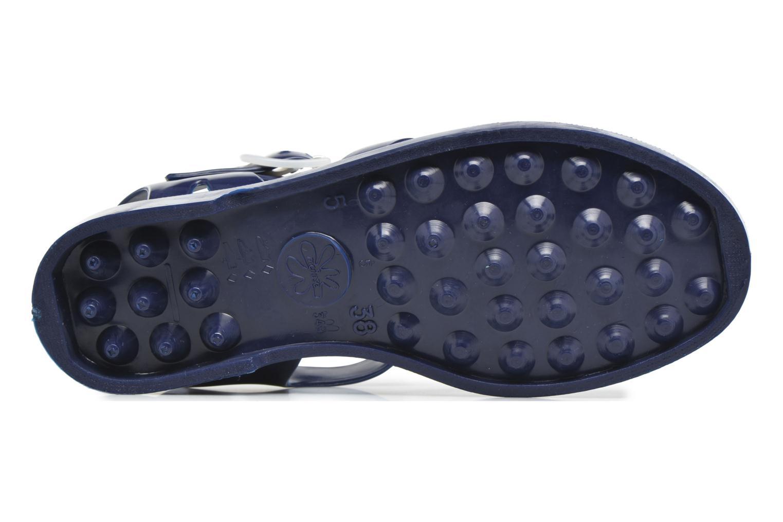 Zapatillas de deporte Méduse Sun W Azul vista de arriba
