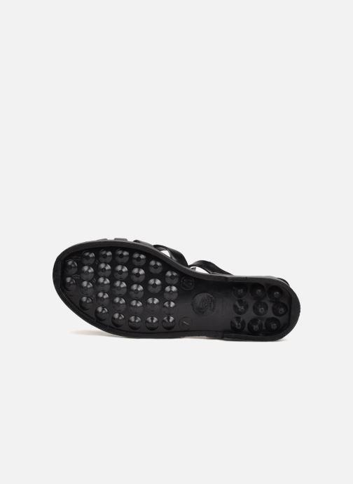 Zapatillas de deporte Méduse Sun M Negro vista de arriba