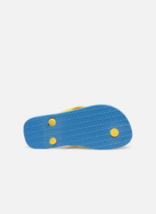 Flip flops & klipklapper Havaianas Brasil Logo E Blå se foroven