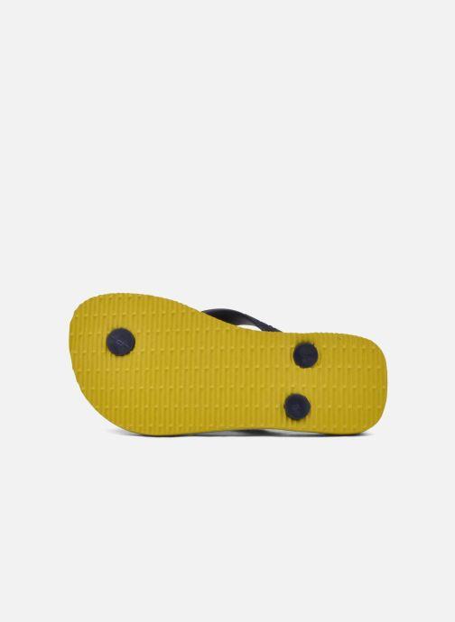 Slippers Havaianas Brasil Logo E Geel boven