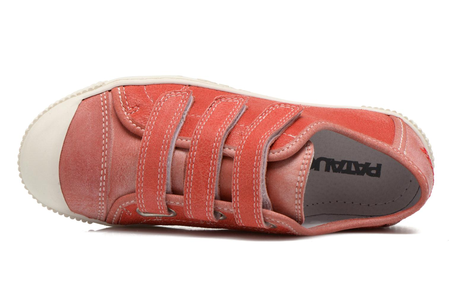 Sneakers Pataugas Bistrot Rood links