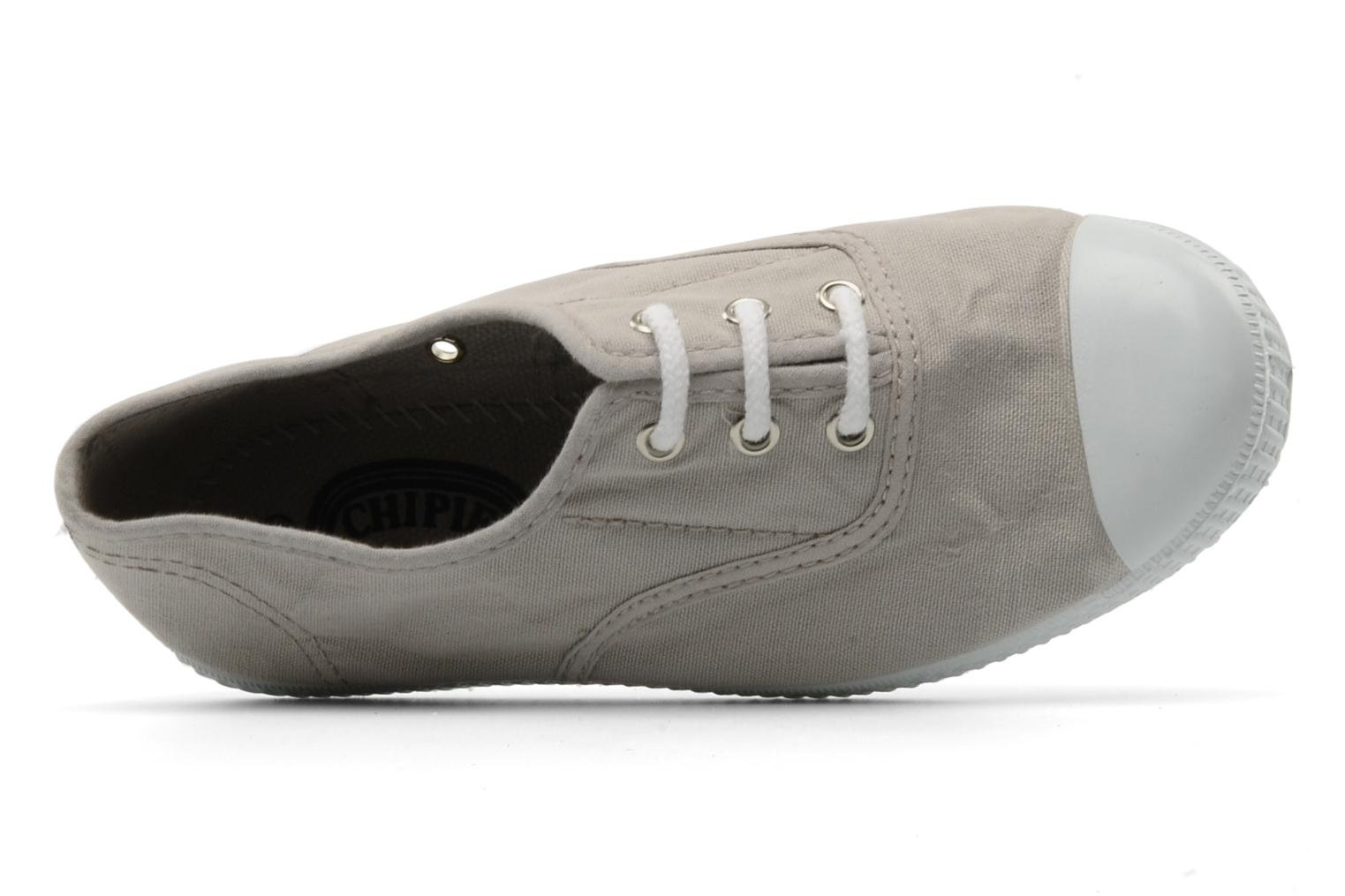 Trainers chipie bis Josepe Beige view from the left