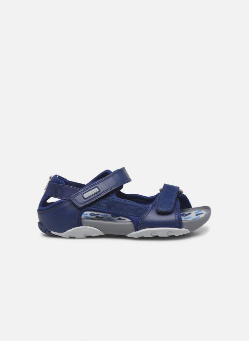 Sandales et nu-pieds Camper Ous 80188 Bleu vue derrière