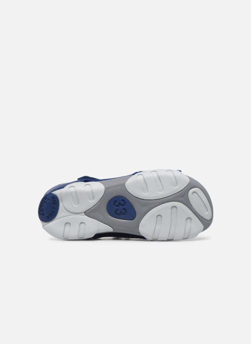 Sandales et nu-pieds Camper Ous 80188 Bleu vue haut