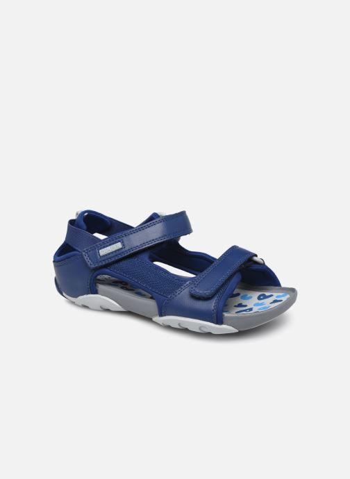 Sandales et nu-pieds Camper Ous 80188 Bleu vue détail/paire
