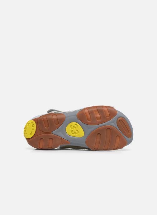 Sandales et nu-pieds Camper Ous 80188 Gris vue haut