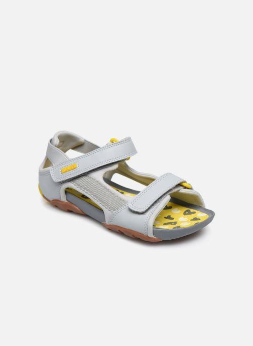 Sandales et nu-pieds Camper Ous 80188 Gris vue détail/paire