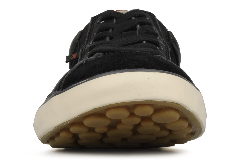 Chaussures à lacets Camper Pelotas Persil Vulcanizado 18469 Noir vue portées chaussures