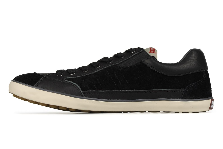 Chaussures à lacets Camper Pelotas Persil Vulcanizado 18469 Noir vue face