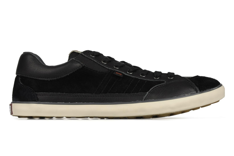 Chaussures à lacets Camper Pelotas Persil Vulcanizado 18469 Noir vue derrière