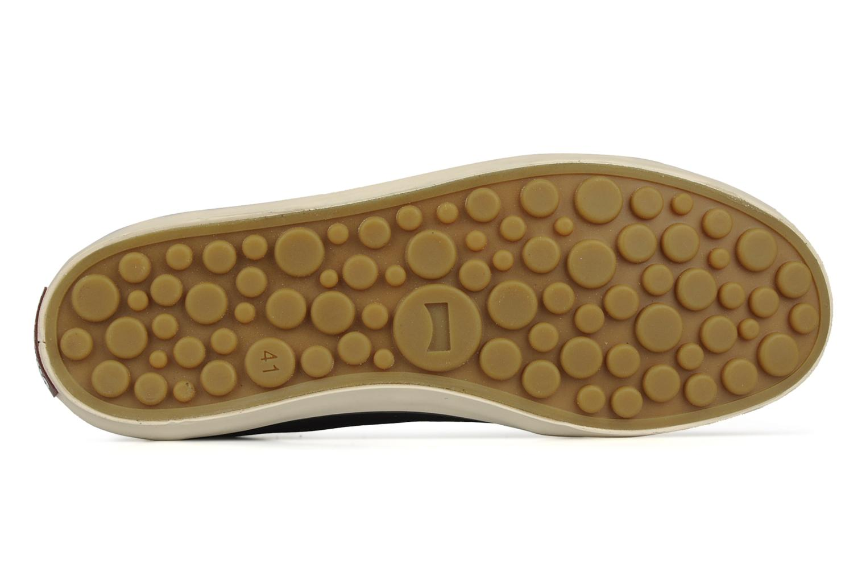 Chaussures à lacets Camper Pelotas Persil Vulcanizado 18469 Noir vue haut