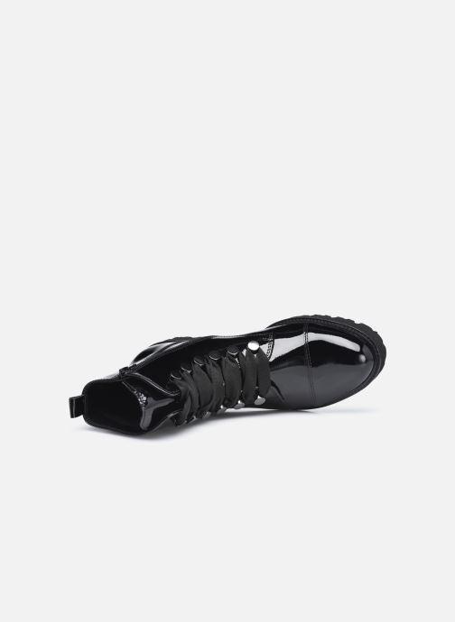 Sandales et nu-pieds Gabor Louna Noir vue gauche