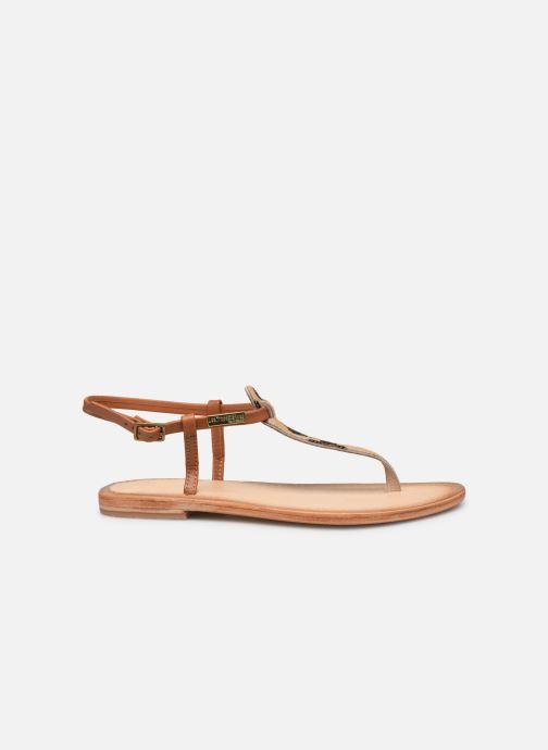 Sandales et nu-pieds Les Tropéziennes par M Belarbi Narvil Beige vue derrière