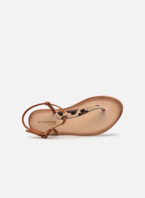Sandales et nu-pieds Les Tropéziennes par M Belarbi Narvil Beige vue gauche