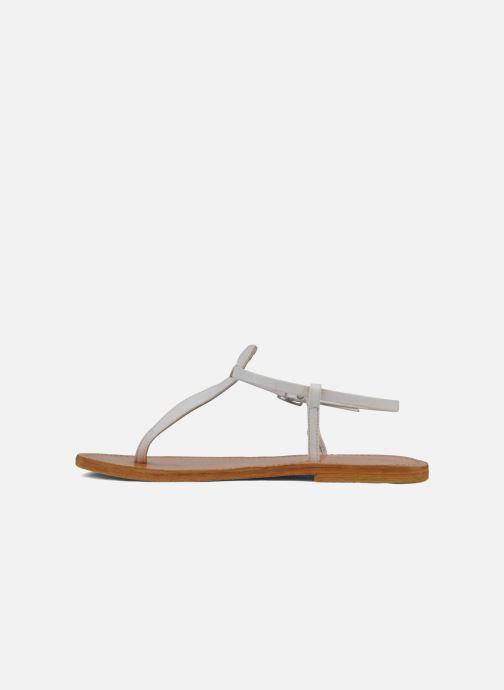 Sandali e scarpe aperte Les Tropéziennes par M Belarbi Narvil Bianco immagine frontale
