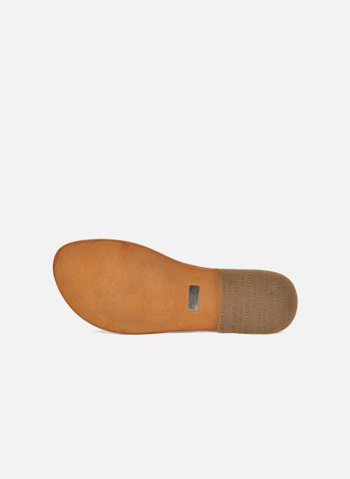 Sandales et nu-pieds Les Tropéziennes par M Belarbi Narvil Or et bronze vue haut