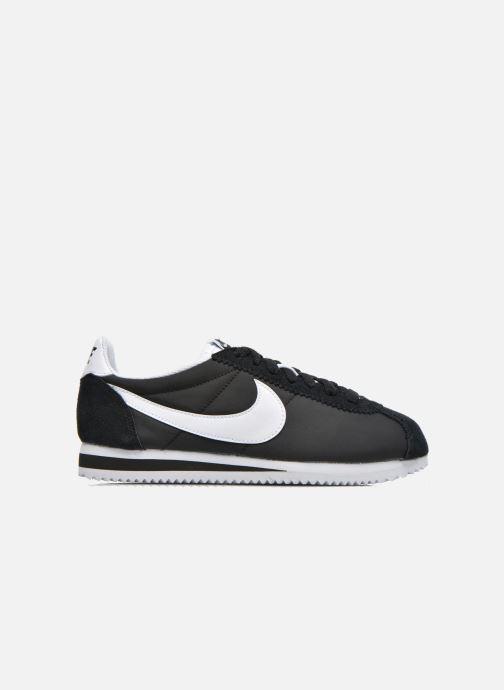 Baskets Nike Wmns Classic Cortez Nylon Noir vue derrière
