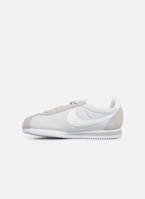 Trainers Nike Wmns Classic Cortez Nylon Grey front view
