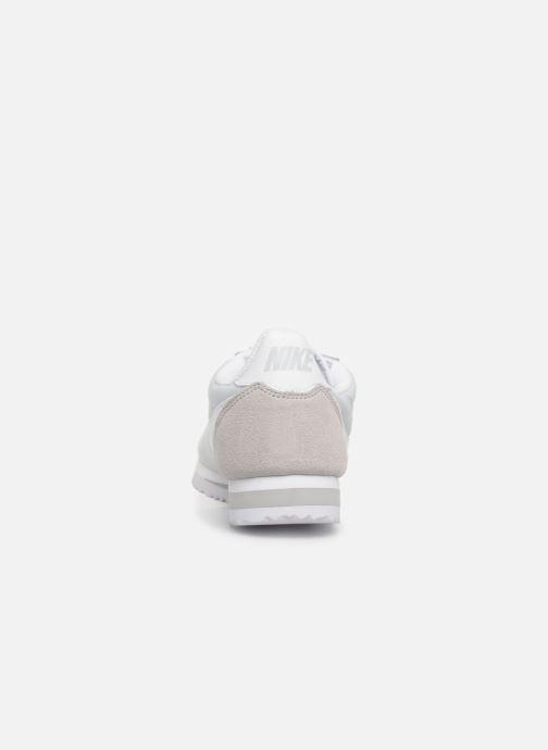 Sneakers Nike Wmns Classic Cortez Nylon Grigio immagine destra