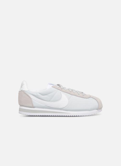 Sneakers Nike Wmns Classic Cortez Nylon Grigio immagine posteriore