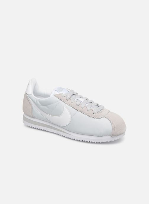 Trainers Nike Wmns Classic Cortez Nylon Grey detailed view/ Pair view