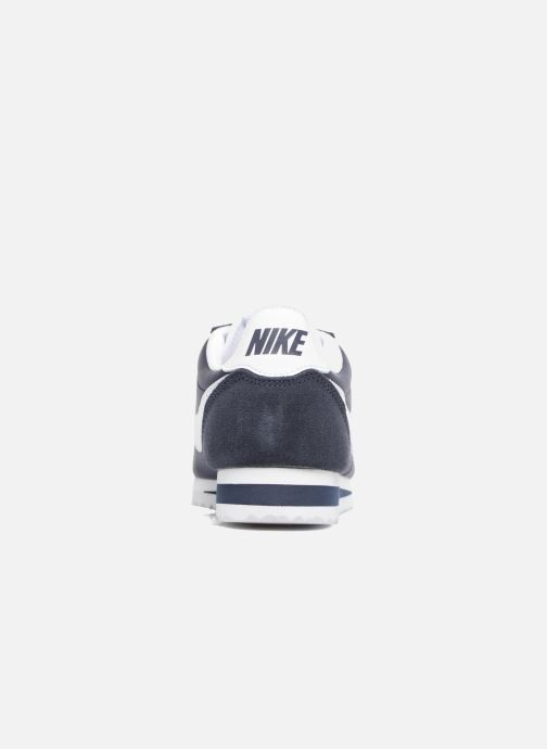 Sneakers Nike Wmns Classic Cortez Nylon Blauw rechts