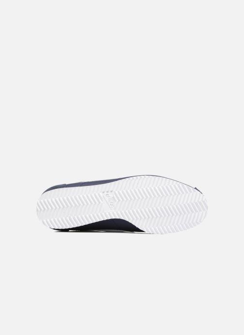 Deportivas Nike Wmns Classic Cortez Nylon Azul vista de arriba