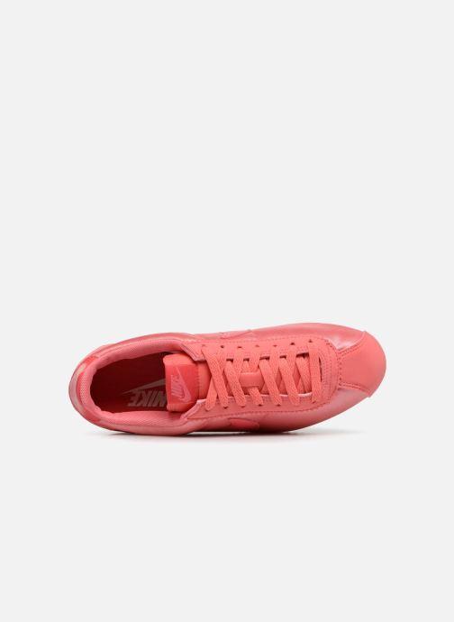Sneakers Nike Wmns Classic Cortez Nylon Rosa immagine sinistra