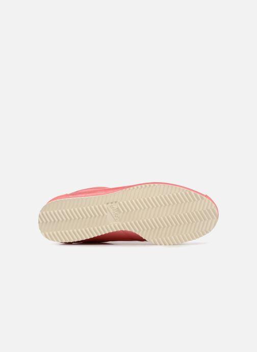 Sneakers Nike Wmns Classic Cortez Nylon Rosa immagine dall'alto