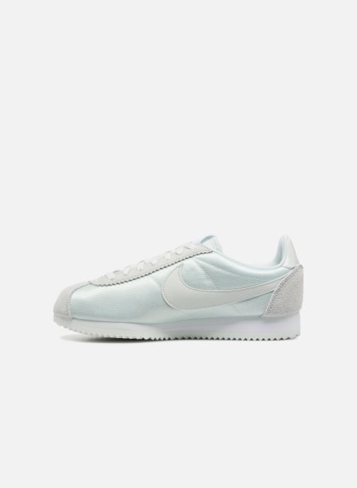 Sneakers Nike Wmns Classic Cortez Nylon Groen voorkant