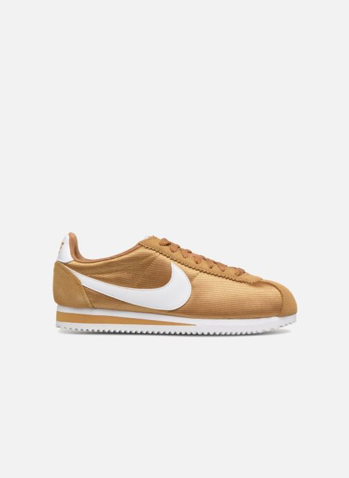 on sale a5a7e a98d7 Trainers Nike Wmns Classic Cortez Nylon Bronze and Gold back view