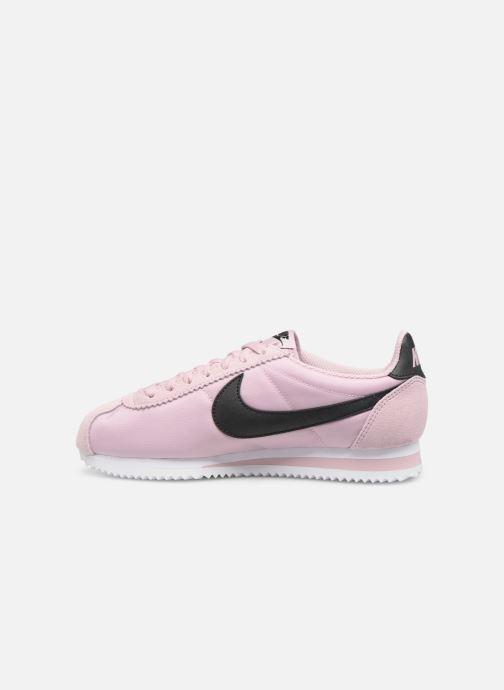 Sneakers Nike Wmns Classic Cortez Nylon Roze voorkant