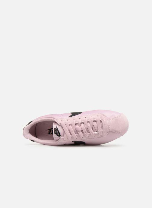 356488 Nylon Chez Sneakers Classic Cortez Wmns rosa Nike F1qnS80Zwx