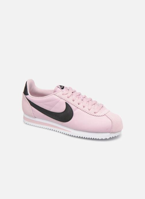 Sneakers Nike Wmns Classic Cortez Nylon Roze detail