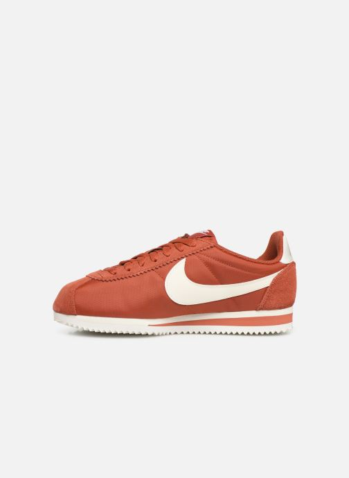 Trainers Nike Wmns Classic Cortez Nylon Red front view