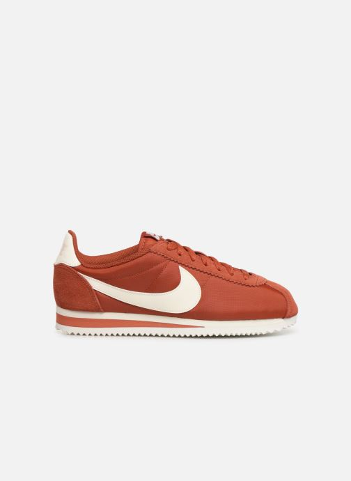 Trainers Nike Wmns Classic Cortez Nylon Red back view