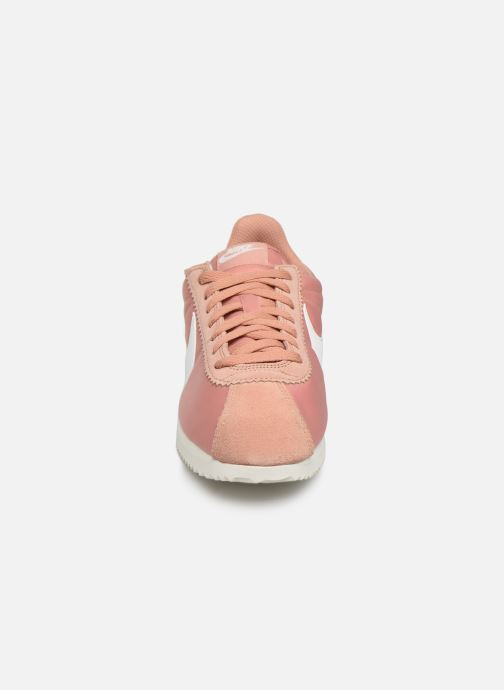 Sneakers Nike Wmns Classic Cortez Nylon Roze model