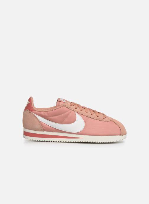 Sneakers Nike Wmns Classic Cortez Nylon Rosa immagine posteriore