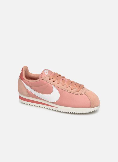 Sneakers Nike Wmns Classic Cortez Nylon Rosa vedi dettaglio/paio